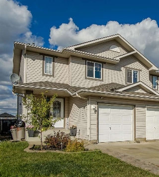 Main Photo:  in Edmonton: Zone 27 House Half Duplex for sale : MLS® # E4082167