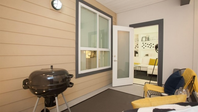 "Photo 4: Photos: 104 19567 64 Avenue in Surrey: Clayton Condo for sale in ""YALE BLOC"" (Cloverdale)  : MLS® # R2207577"