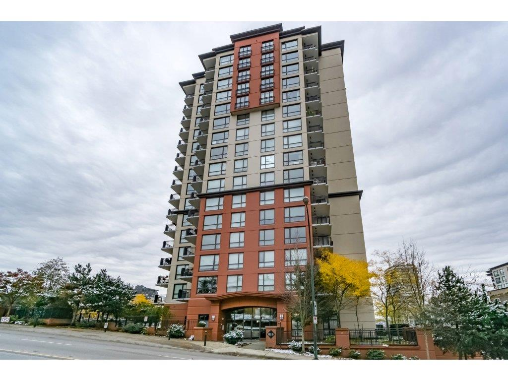 "Main Photo: 907 814 ROYAL Avenue in New Westminster: Downtown NW Condo for sale in ""NEWS NORTH"" : MLS®# R2219996"