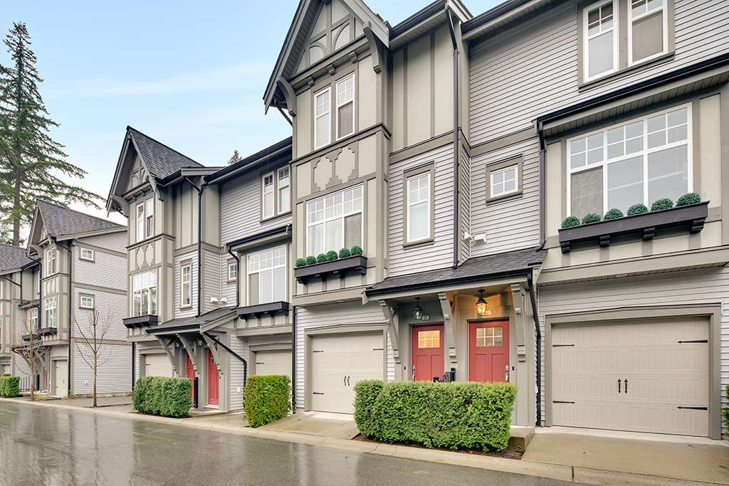Main Photo: 32 1320 RILEY Street in Coquitlam: Burke Mountain Townhouse for sale : MLS® # R2223575