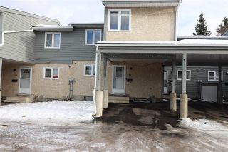 Main Photo: 35 1904 48 Street in Edmonton: Zone 29 Townhouse for sale : MLS® # E4089609