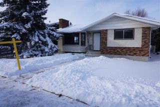 Main Photo: 8542 10 Avenue NW in Edmonton: Zone 29 House for sale : MLS® # E4090746