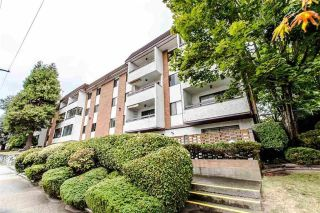 Main Photo: 210 515 ELEVENTH STREET in New Westminster: Uptown NW Condo for sale : MLS® # R2224542