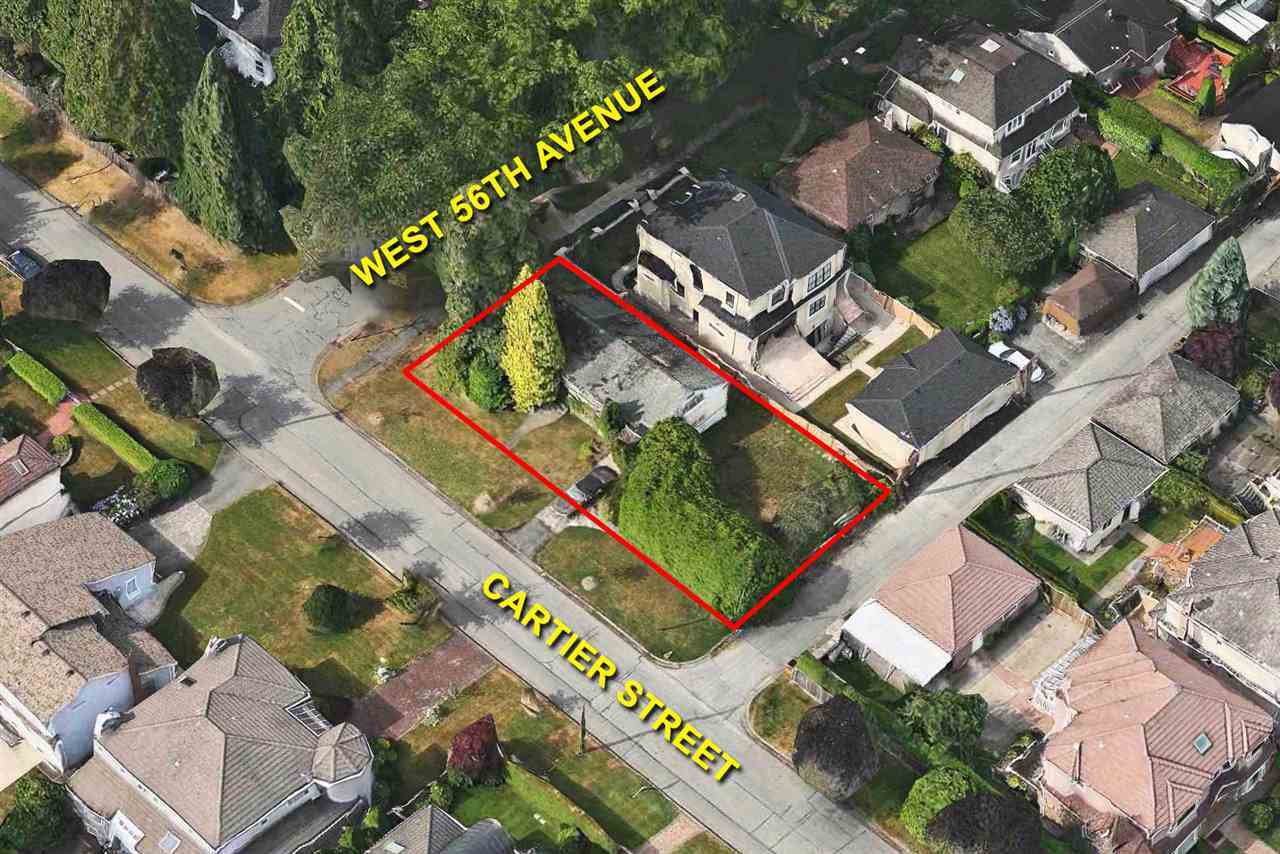 "Main Photo: 7249 CARTIER Street in Vancouver: South Granville House for sale in ""SOUTH GRANVILLE"" (Vancouver West)  : MLS® # R2231018"