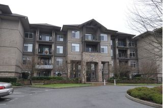 "Main Photo: 403 12268 224 Street in Maple Ridge: East Central Condo for sale in ""Stonegate"" : MLS® # R2232248"