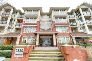 "Main Photo: 401 2330 SHAUGHNESSY Street in Port Coquitlam: Central Pt Coquitlam Condo for sale in ""AVANTI ON SHAUGHNESSY"" : MLS®# R2243198"