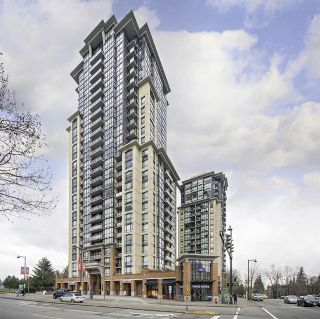 Main Photo: 801 10777 UNIVERSITY Drive in Surrey: Whalley Condo for sale (North Surrey)  : MLS®# R2245365