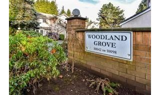 "Main Photo: 2 10062 154TH Street in Surrey: Guildford Townhouse for sale in ""Woodland Grove"" (North Surrey)  : MLS® # R2245300"