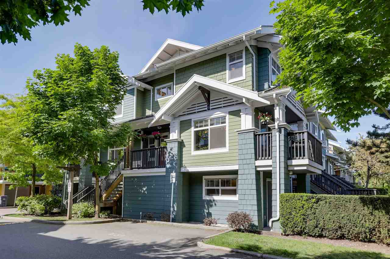 "Main Photo: 187 15236 36 Avenue in Surrey: Morgan Creek Townhouse for sale in ""Sundance"" (South Surrey White Rock)  : MLS®# R2269916"