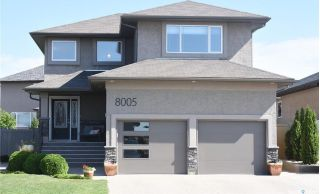 Main Photo: 8005 Edgewater Bay in Regina: Fairways West Residential for sale : MLS®# SK740481