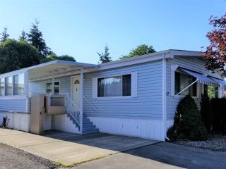 "Main Photo: 167 145 KING EDWARD Street in Coquitlam: Maillardville Manufactured Home for sale in ""MILL CREEK VILLAGE"" : MLS®# R2292731"