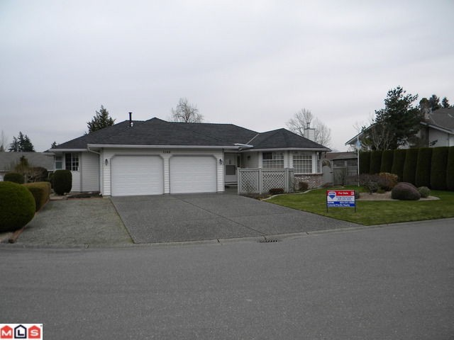 "Main Photo: 1148 164A Street in Surrey: King George Corridor House for sale in ""MCNALLY CREEK"" (South Surrey White Rock)  : MLS®# F1105066"
