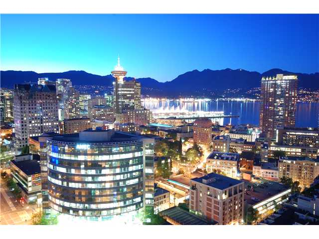 "Main Photo: 3505 602 CITADEL PARADE in Vancouver: Downtown VW Condo for sale in ""SPECTRUM"" (Vancouver West)  : MLS®# V908545"