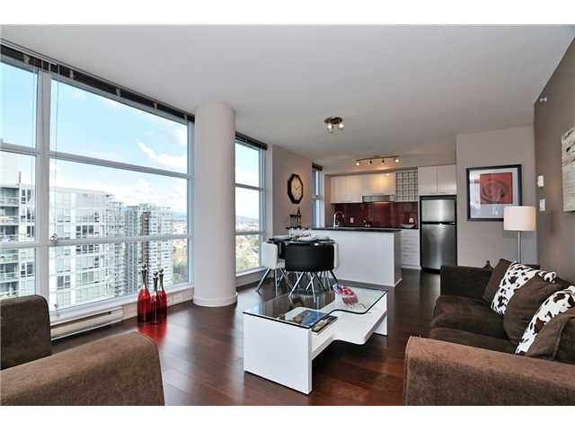 "Main Photo: 2506 602 Citadel Parade in Vancouver: Downtown VW Condo for sale in ""Spectrum 4"" (Vancouver West)"