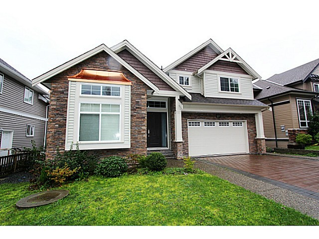 Main Photo: 35532 ZANATTA Landing in Abbotsford: Abbotsford East House for sale : MLS® # F1427296