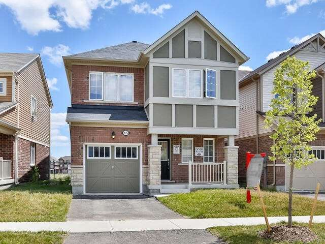 Main Photo: 15 Mercedes Road in Brampton: Northwest Brampton House (2-Storey) for sale : MLS®# W3270214