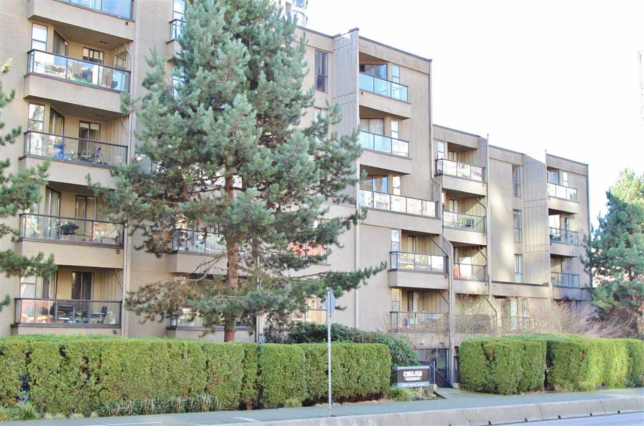 Main Photo: 709 1040 PACIFIC Street in Vancouver: West End VW Condo for sale (Vancouver West)  : MLS® # R2032542