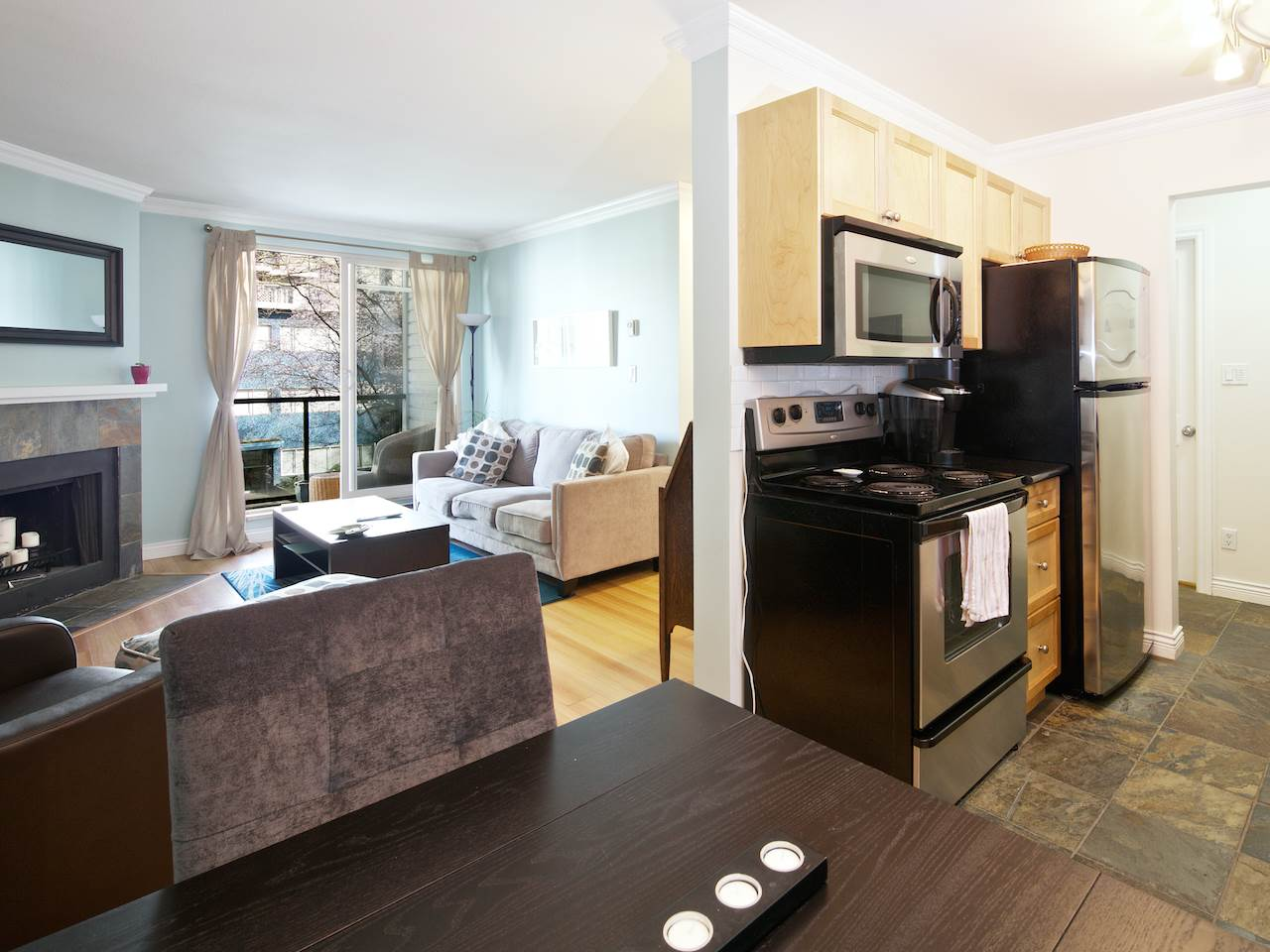 "Photo 2: 311 1550 BARCLAY Street in Vancouver: West End VW Condo for sale in ""The Barclay"" (Vancouver West)  : MLS(r) # R2039737"