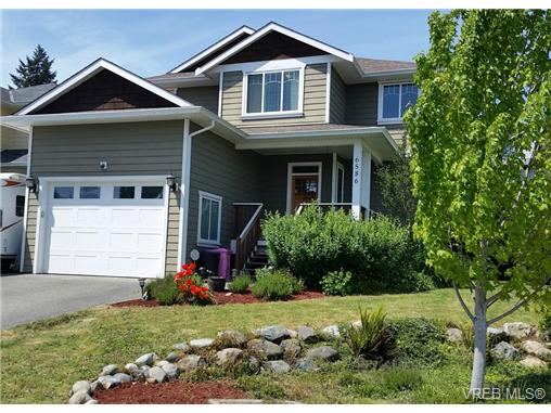 Main Photo: 6586 Arranwood Drive in SOOKE: Sk Sooke Vill Core Single Family Detached for sale (Sooke)  : MLS® # 365067