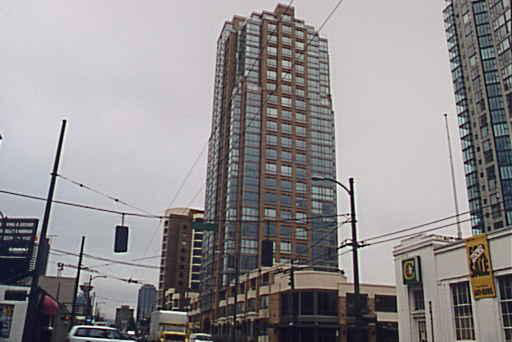 Main Photo: 1510 1188 RICHARDS STREET in : Yaletown Condo for sale : MLS(r) # V270374