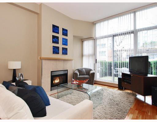 Main Photo: TH3 193 AQUARIUS MEWS in : Yaletown Townhouse for sale : MLS®# V748387