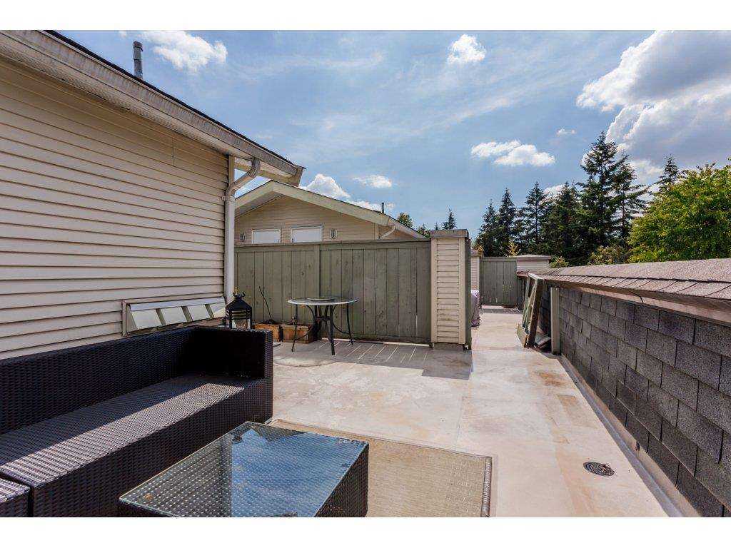 "Photo 17: 63 7488 SOUTHWYNDE Avenue in Burnaby: South Slope Townhouse for sale in ""LEDGESTONE 1"" (Burnaby South)  : MLS(r) # R2086598"