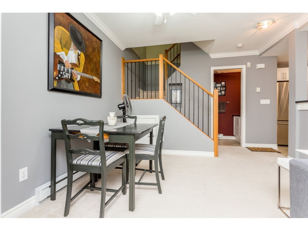 "Photo 6: 63 7488 SOUTHWYNDE Avenue in Burnaby: South Slope Townhouse for sale in ""LEDGESTONE 1"" (Burnaby South)  : MLS(r) # R2086598"