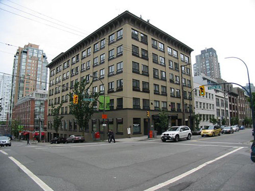FEATURED LISTING: 503 - 1261 Homer Street The Murchies Building