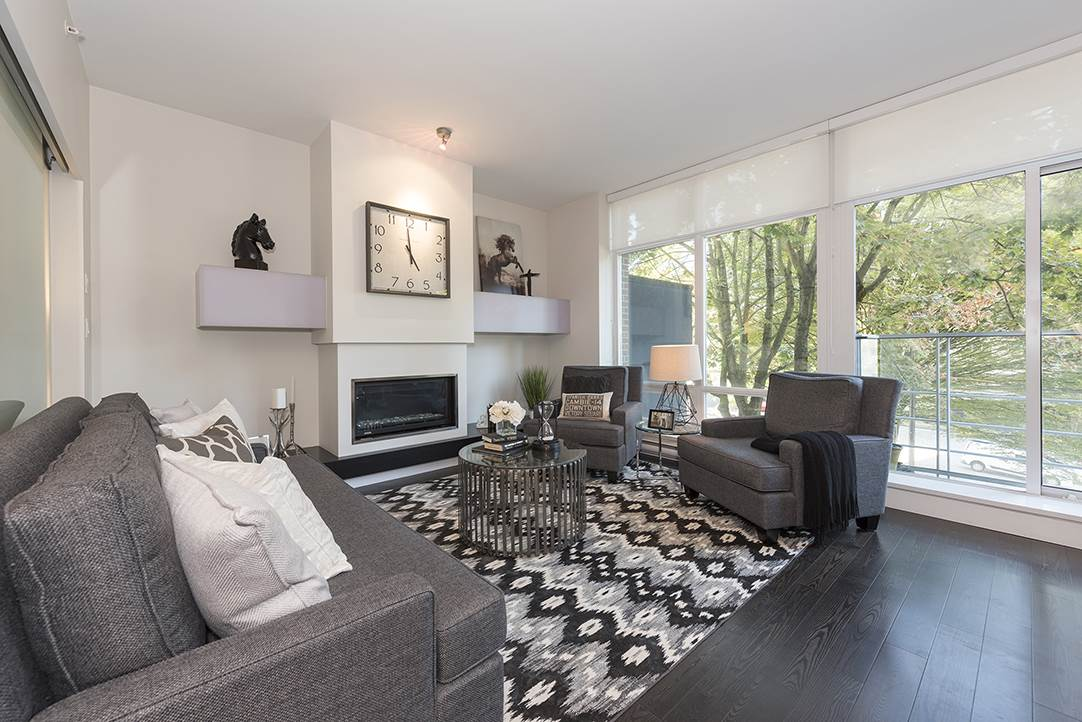 Main Photo: 201 535 SMITHE Street in Vancouver: Downtown VW Condo for sale (Vancouver West)  : MLS® # R2111103