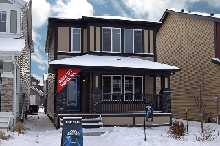 Main Photo: 3837 POWELL Wynd in Edmonton: Zone 55 House for sale : MLS(r) # E4040207