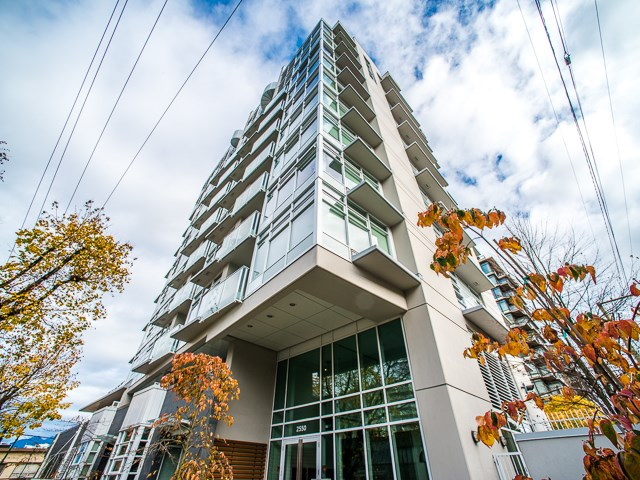 "Photo 18: 202 2550 SPRUCE Street in Vancouver: Fairview VW Condo for sale in ""SPRUCE"" (Vancouver West)  : MLS® # R2120443"