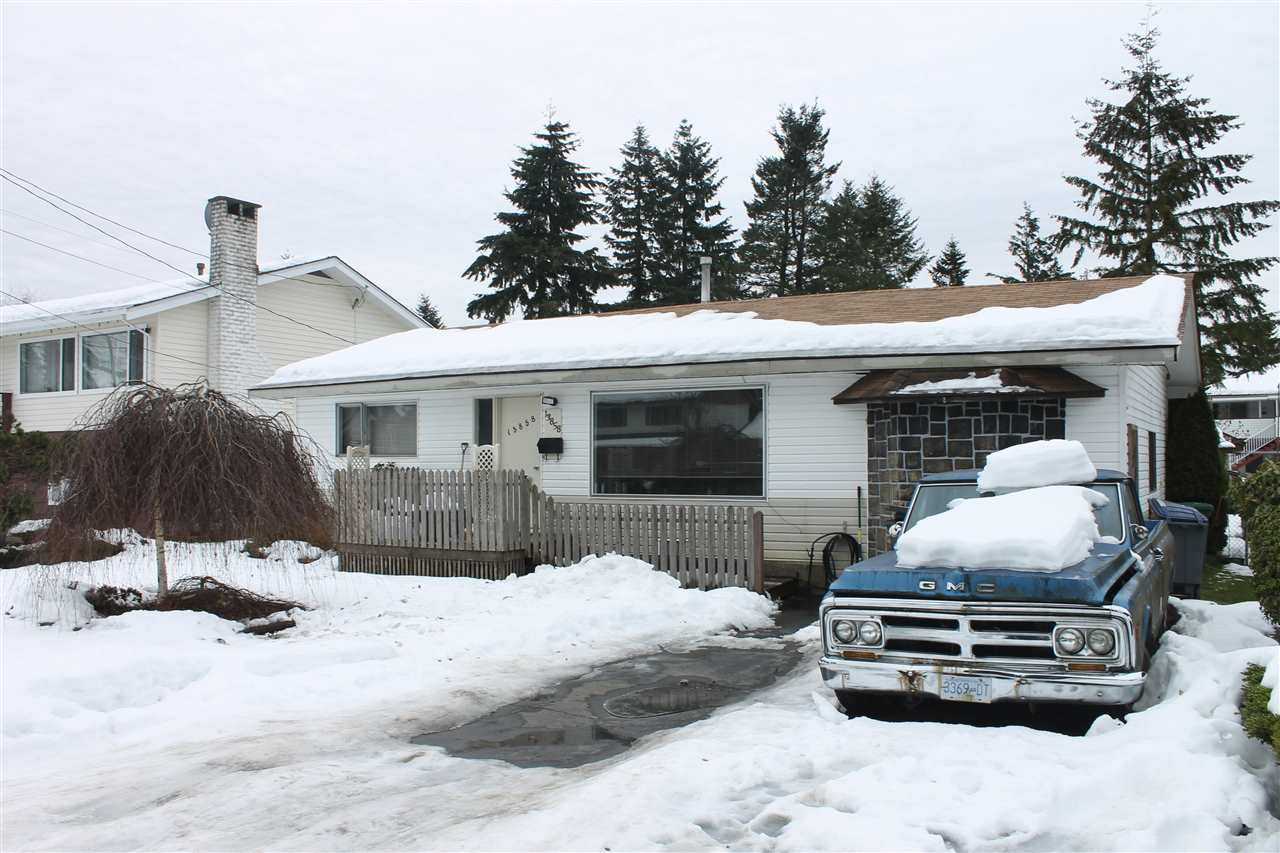 Main Photo: 13858 SELKIRK Drive in Surrey: Bolivar Heights House for sale (North Surrey)  : MLS(r) # R2131885
