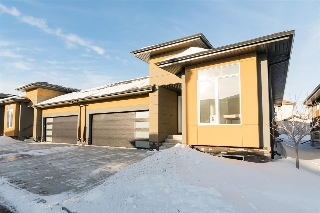 Main Photo: 6 4517 190A Street in Edmonton: Zone 20 Townhouse for sale : MLS(r) # E4047937