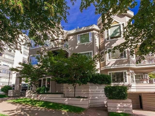 "Main Photo: 306 1280 NICOLA Street in Vancouver: West End VW Condo for sale in ""Linden House"" (Vancouver West)  : MLS(r) # R2133298"