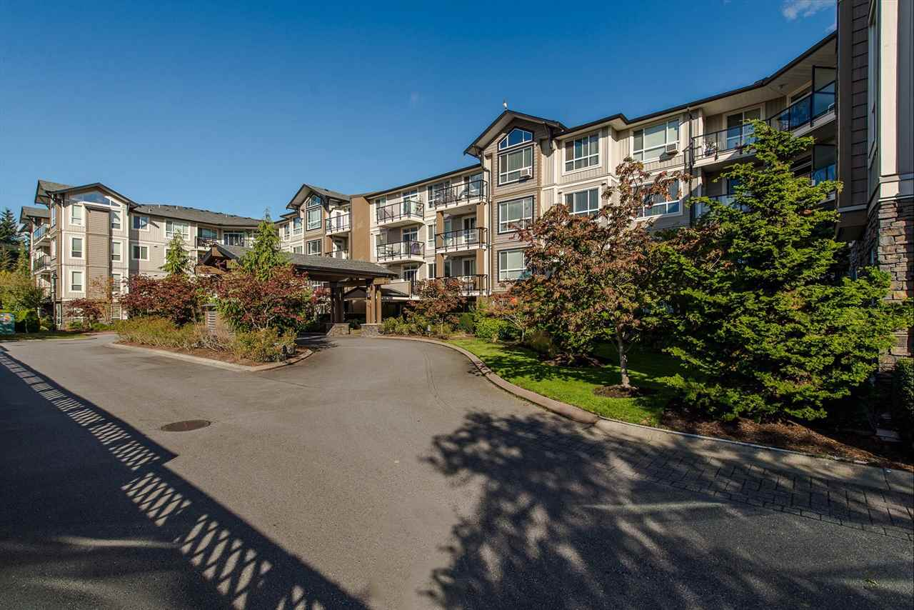 "Main Photo: 116 32729 GARIBALDI Drive in Abbotsford: Abbotsford West Condo for sale in ""GARABALDI LANE"" : MLS®# R2136141"