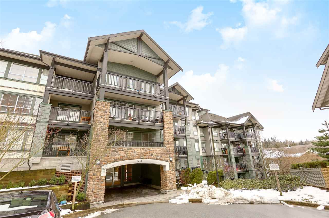 Main Photo: 301 9098 HALSTON Court in Burnaby: Government Road Condo for sale (Burnaby North)  : MLS(r) # R2138528