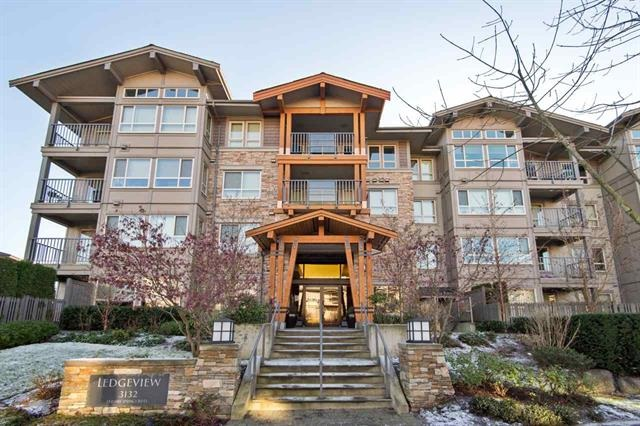 Main Photo: 315 3132 DAYANEE SPRINGS Boulevard in Coquitlam: Westwood Plateau Condo for sale : MLS® # R2139019