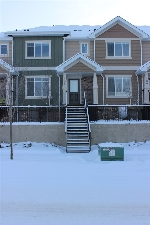 Main Photo: 105 9535 217 Street in Edmonton: Zone 58 Townhouse for sale : MLS(r) # E4054434