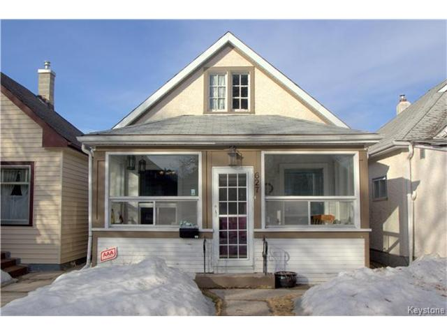 Main Photo: 627 Cathedral Avenue in Winnipeg: Sinclair Park Residential for sale (4C)  : MLS(r) # 1706056