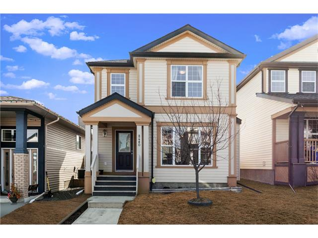 Main Photo: 2480 SAGEWOOD Crescent SW: Airdrie House for sale : MLS® # C4107227