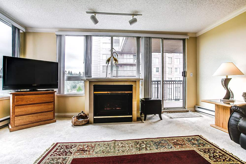 "Photo 9: 1402 551 AUSTIN Avenue in Coquitlam: Coquitlam West Condo for sale in ""BROOKMERE TOWERS"" : MLS(r) # R2150126"