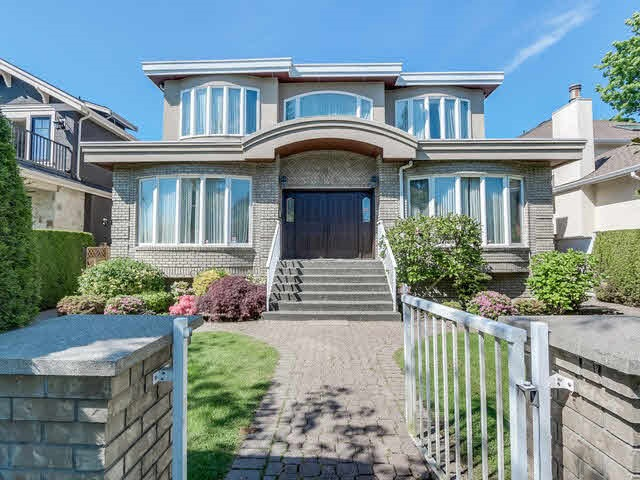 Main Photo: 2019 W 46TH Avenue in Vancouver: Kerrisdale House for sale (Vancouver West)  : MLS(r) # R2155314