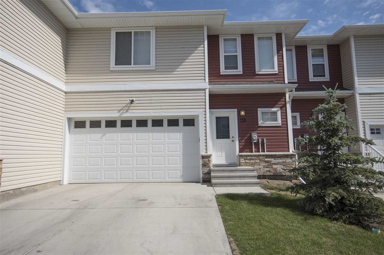 Main Photo: 23 450 MCCONACHIE Way in Edmonton: Zone 03 Townhouse for sale : MLS(r) # E4070224