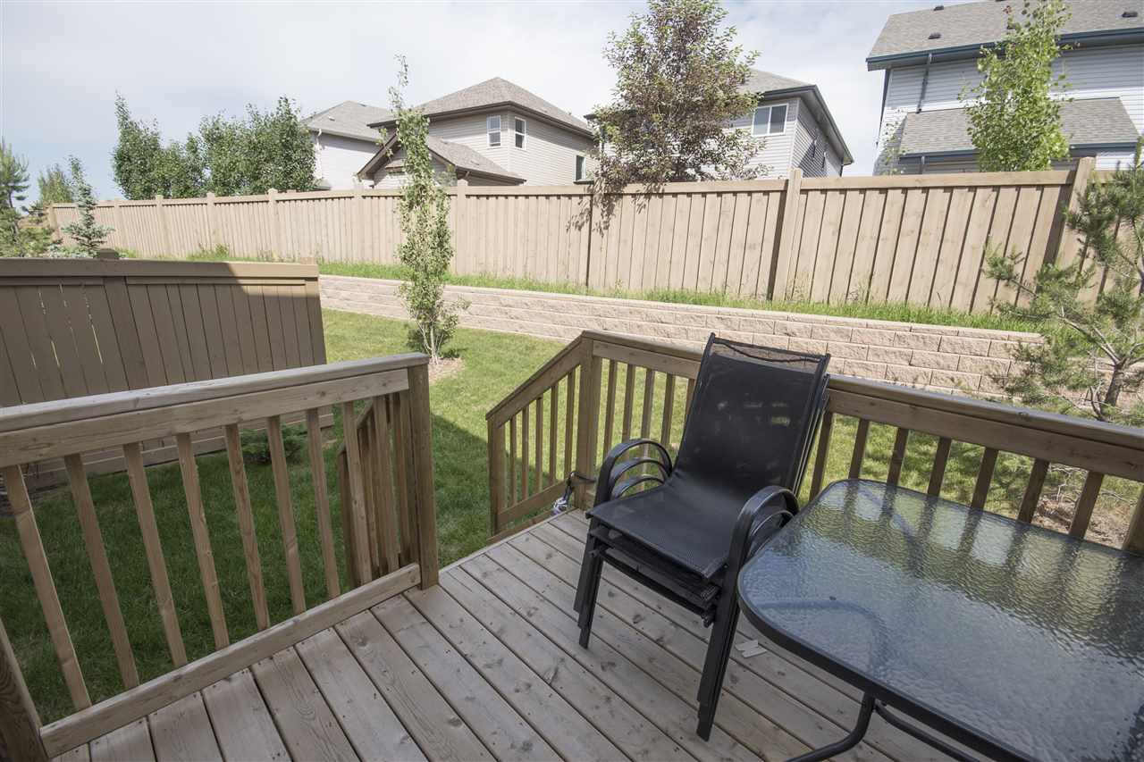 Photo 17: 23 450 MCCONACHIE Way in Edmonton: Zone 03 Townhouse for sale : MLS® # E4070224