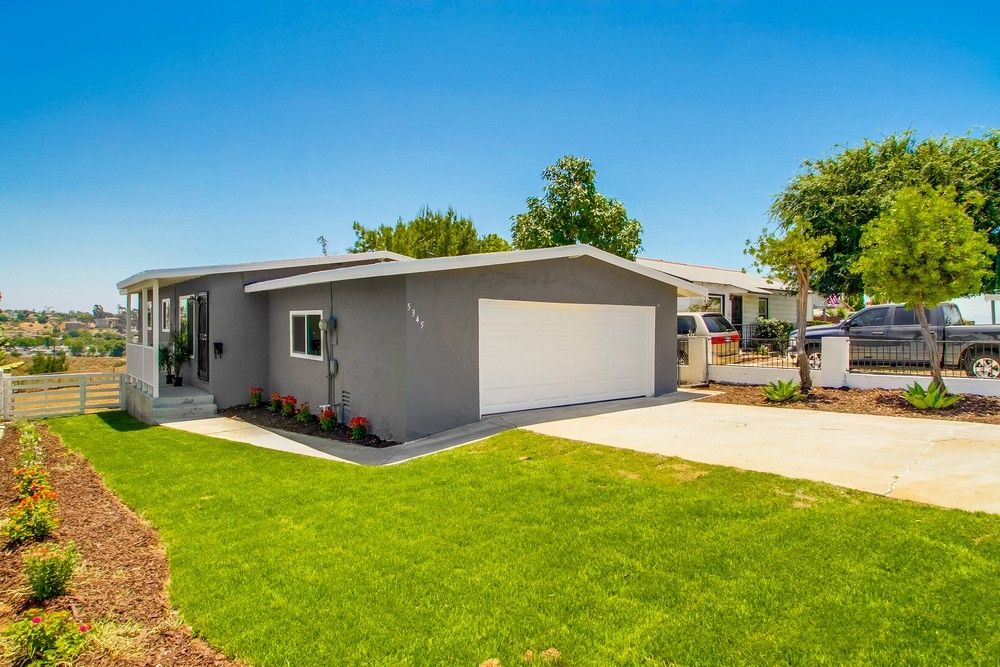 Main Photo: SAN DIEGO House for sale : 3 bedrooms : 5345 Roswell St