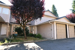 "Main Photo: 9 21541 MAYO Place in Maple Ridge: West Central Townhouse for sale in ""MAYO PLACE"" : MLS(r) # R2190162"