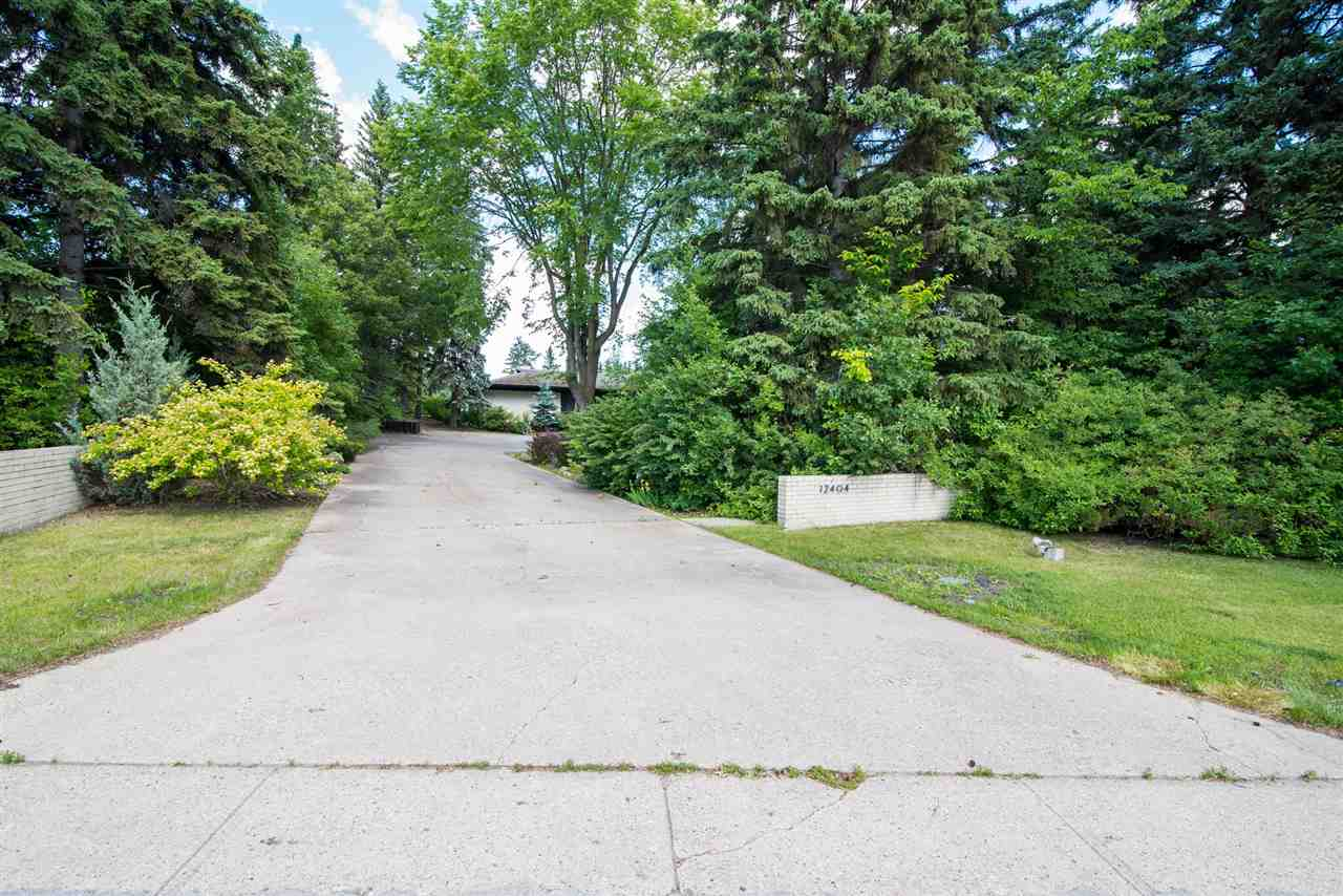 Main Photo: 12404 Grandview Drive in Edmonton: Zone 15 Vacant Lot for sale : MLS(r) # E4075123