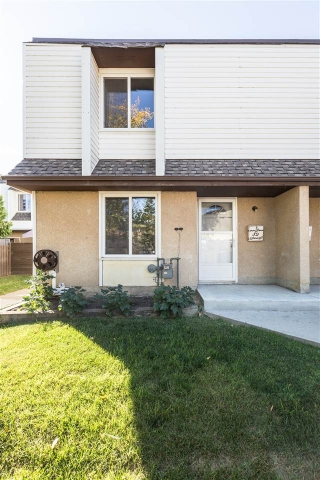 Main Photo: J9 Garden Grove Village in Edmonton: Zone 16 Townhouse for sale : MLS® # E4082000