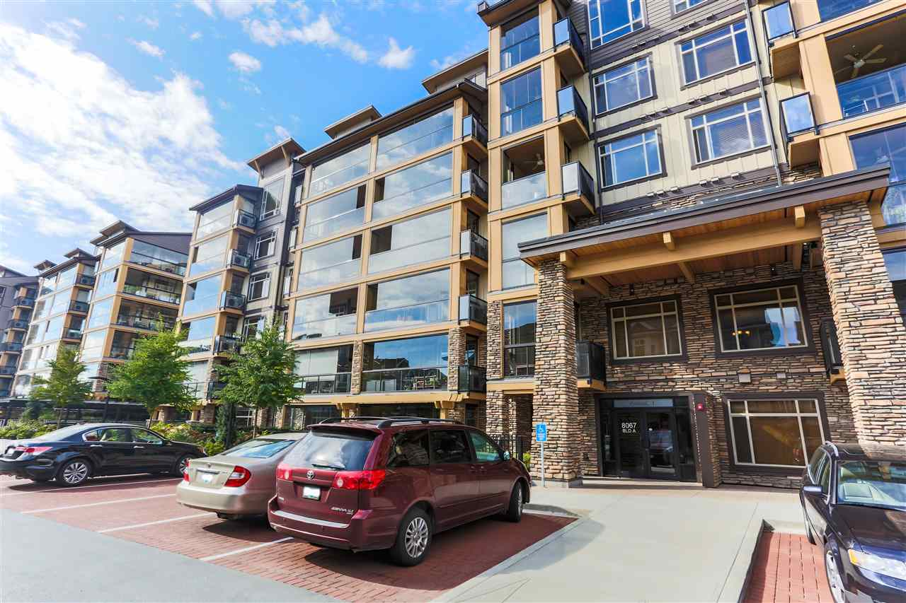 "Main Photo: 630 8067 207 Street in Langley: Willoughby Heights Condo for sale in ""YORKSON CREEK PARKSIDE 1"" : MLS® # R2208621"