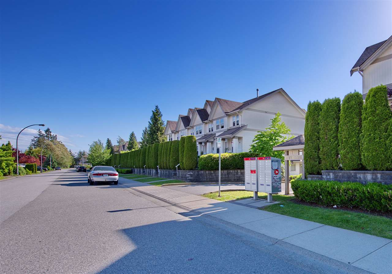 Main Photo: 35 1260 RIVERSIDE DRIVE in Port Coquitlam: Riverwood Townhouse for sale : MLS® # R2202901